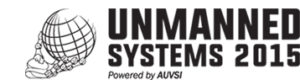 Unmanned Systems 2015 logo
